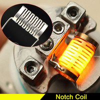 Demon Killer Notch Coil stainless steel 316L Heating Wire 0....