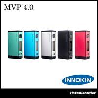 Authentique Innokin iTaste MVP4.0 100W Box Mod MVP 4.0 Batterie Aethon CHIP Built-in 4500mAh Power Bank Leonardo peut vouloir essayer ce MVP4