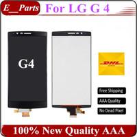 Original Grade AAA LCD écran tactile écran digitizer remplacement de l'Assemblée pour LG G4 H810 / VS99 / F500 / F500S / F500K / F500L / H81 Livraison gratuite