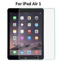 Wholesale- Tempered Glass Screen Protector for iPad Air 1 (T...