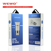 Dual USB Port Portable Car Charger For Mobile Phone , Usb Car...