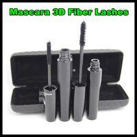 Nouvelle arrivée 3D fibre cils mascara mascara imperméable Set Maquillage cils cils avec Box Package DHL livraison gratuite