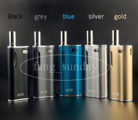 H10 CBD Oil Bud Starter Kit 650mAh Box Mod Vapes Pen Glass C...