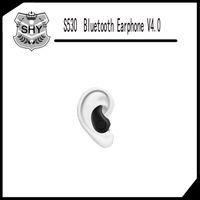 S530 Mini style mignon écouteur sans fil Bluetooth V4.0 Stealth noir / rose / blanc Casque Handfree universel pour votre téléphone