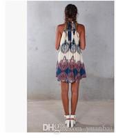 Wholesale- 2016 new fashion Sexy Lady Summer Holiday Boho Hal...