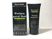 Hot Selling Deep Cleansing purifying peel off Black Facial M...