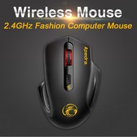 New 2. 4GHz Wireless Mouse 2000DPI USB 3. 0 Optical Fashion Co...