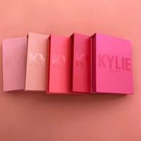 2017 la nueva llegada Kylie Jenner Kylie se ruboriza los cosméticos de Kylie componen se ruborizan con 5 colores Venta caliente