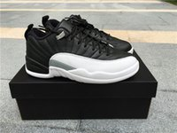 """DHL Shipping Retro 12 Low """" Playoff"""" 308317- 004 Wit..."""