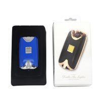 Wholesale Brand new fashion 6 colors USB Electric Dual Arc M...