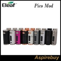 New Eleaf iStick Pico 75W TC Mod Interchangeable 18650 Cell ...