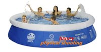Swimming pool suitable for both kids and adults , Bigger spac...