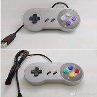 NES Classic USB Controller Contrôleurs PC Remplacement pour Super Control pour Pour PARA SNES NES Tablette PC Windows MAC