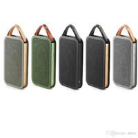 BO PLAY de Bang And Olufsen A2 Altavoces inalámbricos de alto rendimiento Altavoces portátiles con caja al por menor