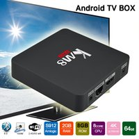 Android Tv Box 2GB 8GB Amlogic S912 Android6. 0 Ouad Core Str...