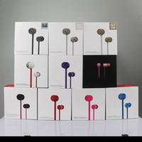 Наушники в ушах Наушники-вкладыши Спортивные наушники eadphones Красочные с микрофоном Earbuds С розничной коробкой быстрая доставка