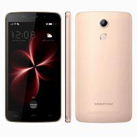 Дешевые 4G LTE HOMTOM HT17 Pro сенсорный ID сканер отпечатков пальцев 5,5-дюймовый IPS 1280 * 720 HD Android 6.0 Зефир 13.0MP камера OTG GPS смартфон