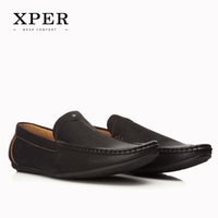 2016 XPER Mens Loafers Flats Moccasins Men Shoes Slip- on Cas...
