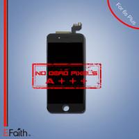 Pour Black White iPhone 6S Plus Grade A +++ Affichage à cristaux liquides à écran tactile avec la pièce de remplacement d'écran tactile 3D Livraison gratuite
