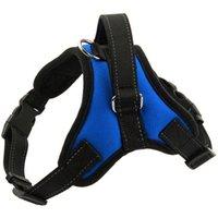 Padded Large Dog Saddle Harness Full Body Dog Vest Haress