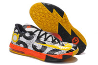 Hot Sale Kevin KD 6 VI Elite Mens Basketball Shoes What the ...