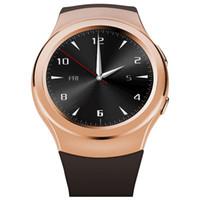¡Acción de los EEUU! G3 Smart Watch Compatible IOS y sistema Android Reloj de sincronización de ritmo cardíaco MTK2502C reloj con caja de venta al por menor Envío gratuito