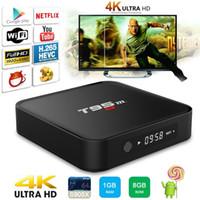 4K Smart Tv Box T95M 1G Kodi 16. 1 Android Tv Box Amlogic S90...