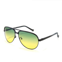 New polarized aluminum magnesium alloy frame sunglasses