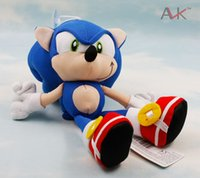Wholesale 19CM Cartoon Sonic The Hedgehog Plush Stuffed Toy ...