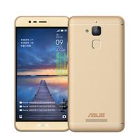 Сенсорный ID ASUS X008 Pegasus 3 4G LTE 3GB 32GB 64-Bit Quad Core MTK6737 Android 6.0 5,2-дюймовый IPS 1280 * 720 HD сканер отпечатков пальцев Смартфон