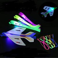 Helicopter Flying Toy Amazing LED Light Arrow PlaneLED Light...