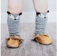 Fox Mouse Cartoon Cotton Baby Boy Girl Leg Warmers Sock Stoc...