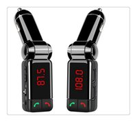 Car Kit Bluetooth FM Transmitter Wareless MP3 Player Modulat...