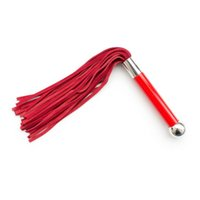 38cm Leather Spanking Paddle Flogger Whip Flirting Fun Sexy ...