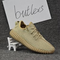 With Box 2017 Adidas Yeezy 350 Boots Men Women Running Shoes...