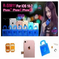 R SIM 11 RSIM11 unlock card for iPhone 5 6 7 6plus iOS 7 8 9...