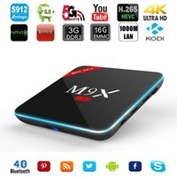 M9X III M9XIII Amlogic S912 Octa Core 3G 16G Android 6. 0 TV ...