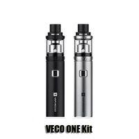 100% Original Vaporesso VECO ONE Kit 1400mAh 40W Mod Battery 2.0ml Réservoir d'air de remplissage supérieur 0,3ohm EUC Bobines