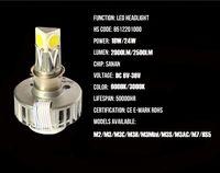 New product 24W 2500Lumen High Brightness M3 Motorcycles LED...