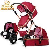 JT Baby Star Stroller Silent safty pull and carry design Eas...