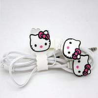 Cheapest Earphones Cute Hello Kitty Micke Despicable me Earp...