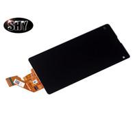 Nouveau numériseur à écran tactile LCD pour Sony Xperia Z1 Mini Compact D5503 M51W Livraison gratuite