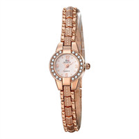Elegant Women' s Chronograph Watch Quartz Link Chains Wa...