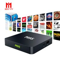 M9S Fully Loaded Kodi 16. 1 Android Smart TV Box IPTV Android...