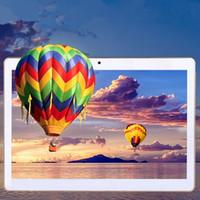 Bonne tablette Android Octa Core IPS 1280 * 800 2 Go + 32 Go 10,1 pouces Tablet PC W / MTK8382 Double carte SIM appel téléphonique