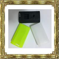 Smok Alien 220w Housse en silicone Housse en caoutchouc colorée Housse de protection pour SmokTech Alien 220 TC Box Mod Kit Vape
