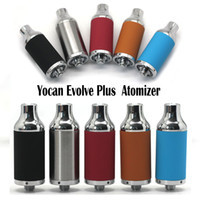 Authentique Yocan Evolve Plus Atomiseurs E Cigarette Vaporizer Evolve Plus Atomiseurs Avec 5 Couleurs Nouvelle Arrivée