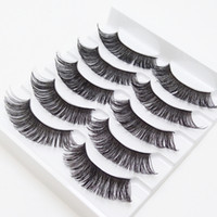 New Pure Manual Cotton Thread Stalk False Eyelashes High Qua...