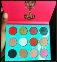 Juvia's Place Nubian 3ème édition Palette Ombre à paupières 12 couleurs Makeup Palette Free DHL