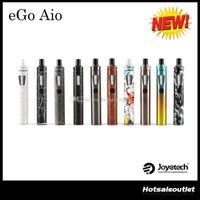 Kit Joyetech eGo Aio avec capacité de 2.0ml Batterie 1500mAh Structure Anti-fuite et Kit de Style tout-en-un pour enfants Lock 100% Original